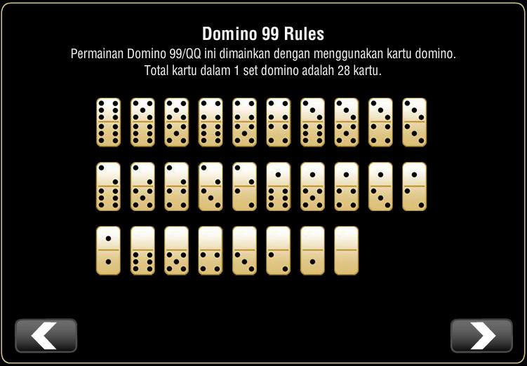 Mengenal: Susunan Kartu Permainan Dominoqq (Lengkap)